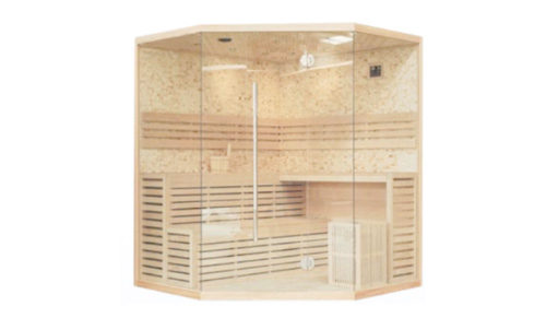 Saunas traditionnels